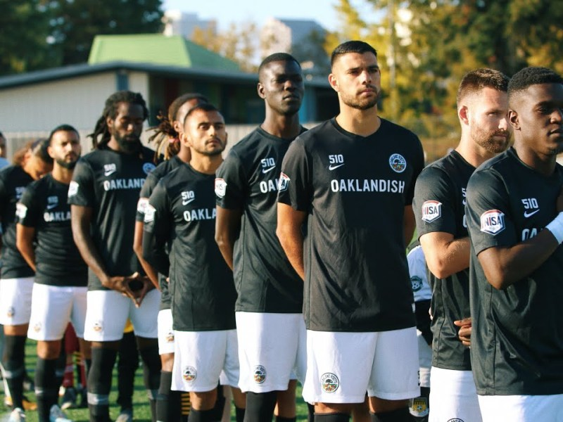 """Oakland Roots Soccer Club Joins """"Common Goal"""" To Help Fight Social Inequality"""
