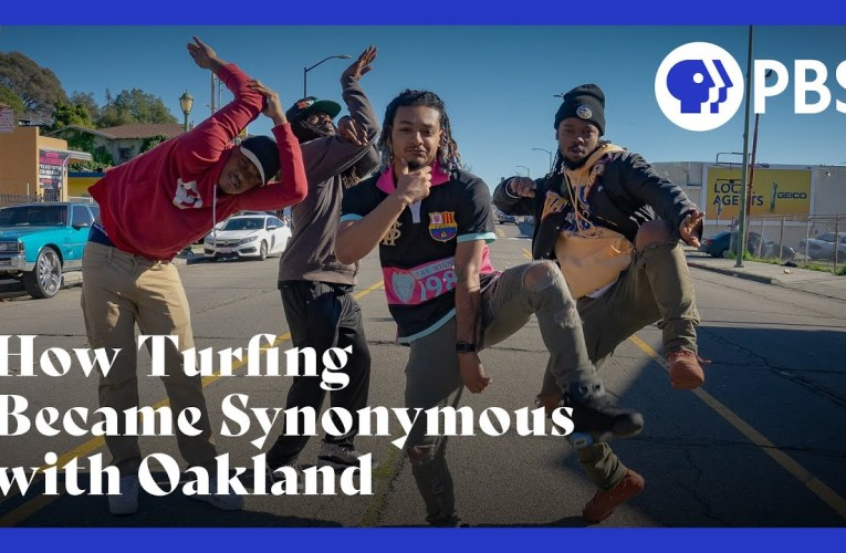 """How Turfing Became Synonymous With Oakland"" From PBS Short Film Festival"