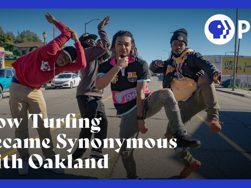 """""""How Turfing Became Synonymous With Oakland"""" From PBS Short Film Festival"""