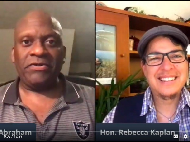Rebecca Kaplan Interview On Oakland City Council, Police De Funding Status, Other Matters