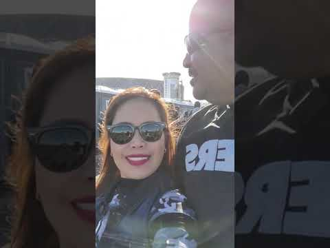 Tailgating With The Oakland Raiders! –  Q&A's Diary On YouTube