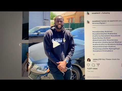 Warriors Draymond Green Loves Oakland And Says So In This Instagram Video Blog