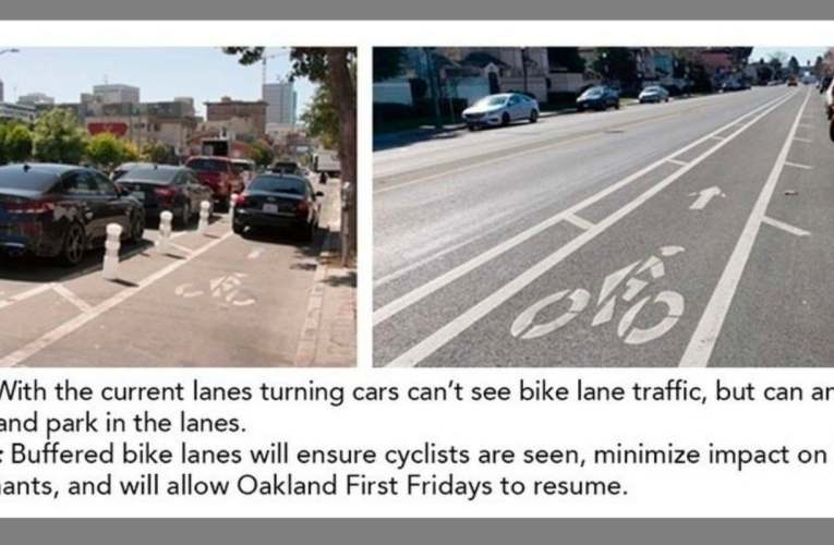 North Oakland News: Don't Like Telegraph Ave Redesign? Sign This KONO Petition