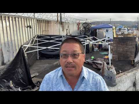 Aftermath of a fire, TOXINS are hurdles to be addressed by Derrick Soo