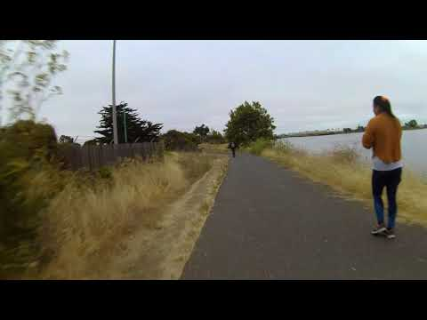 Bike Oakland to Oyster Bay in San Leandro
