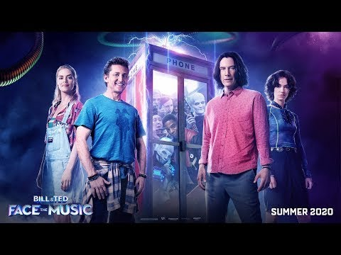 Bill And Ted Face The Music Director Dean Parisot Interview With Jessica Dwyer