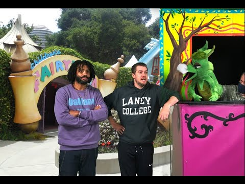 Daveed Diggs and Rafael Casael Reminiscence About Fairyland | Children's Fairyland Oakland