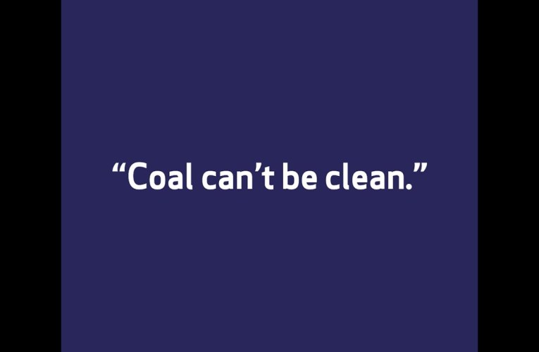 "Oakland Misconceptions About Coal – ""Coal Can't Be Clean"""