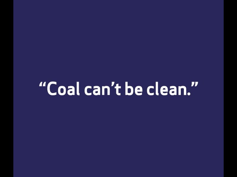 """Oakland Misconceptions About Coal – """"Coal Can't Be Clean"""""""