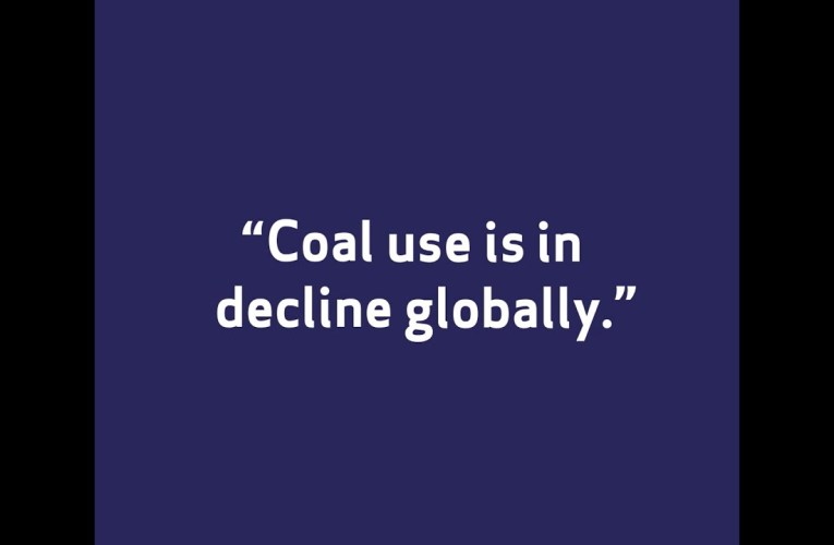 "Oakland Misconceptions About Coal – ""Coal Use Is In Decline Globally""; Not So"