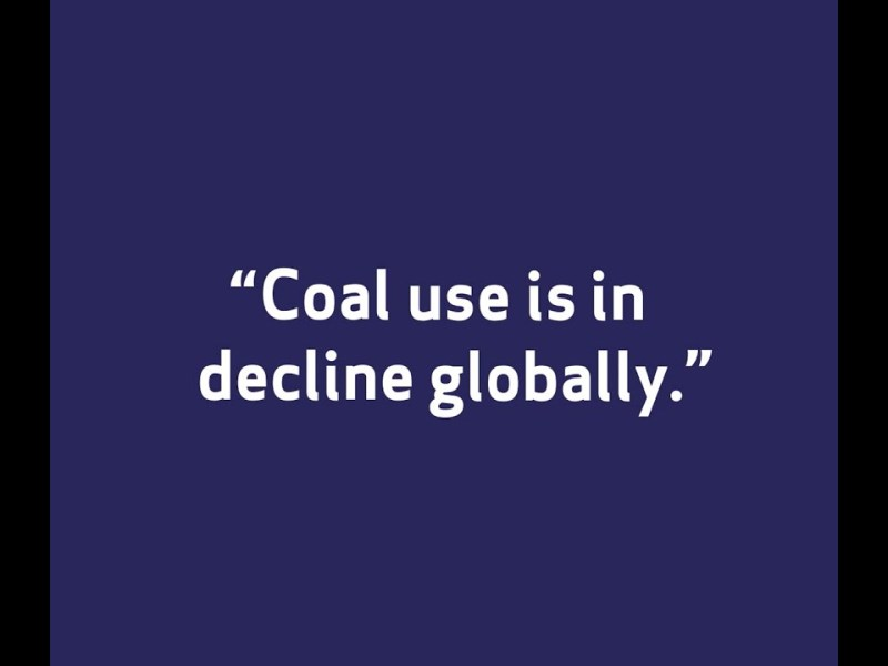 """Oakland Misconceptions About Coal – """"Coal Use Is In Decline Globally""""; Not So"""