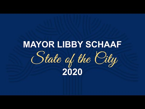 Oakland Mayor Libby Schaaf – State Of The City 2020 Address