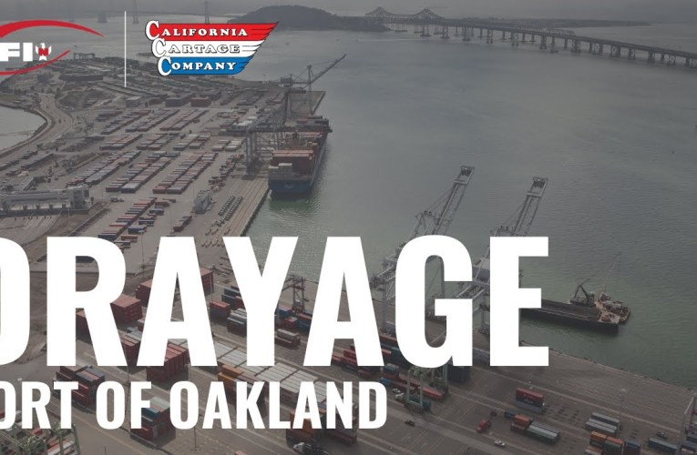 NFI – Port of Oakland Drayage Solutions