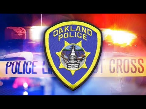 Oakland Police Department OPD Leadership On Reducing Violence In Oakland 2020