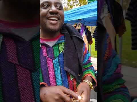 YouTuber At Lake Merritt Says The Oakland Black Vendors Market Is Off To A Good Start