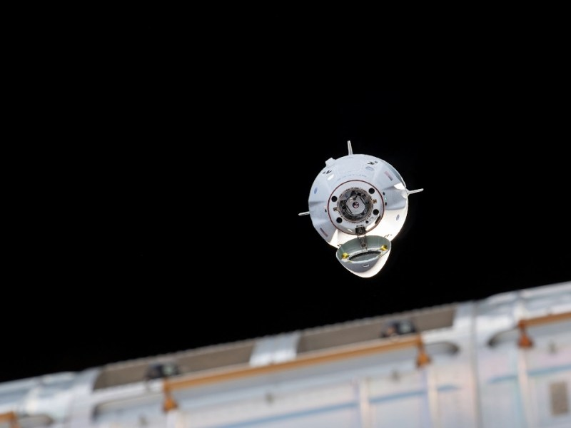 SpaceX and NASA Crew-1 Mission Coast Phase Livestream: Dragon Flight To The ISS