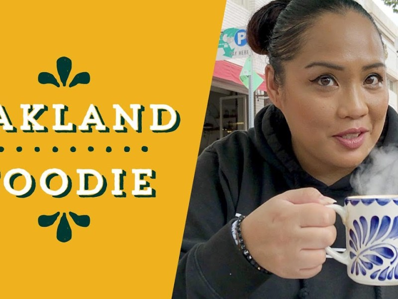 Michelle True On YouTube: Foodie Adventures In Oakland, California