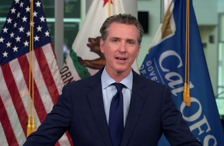 Gavin Newsom's Error: California Governor Bows To Recall Fears, Plans To Lift Stay At Home Order
