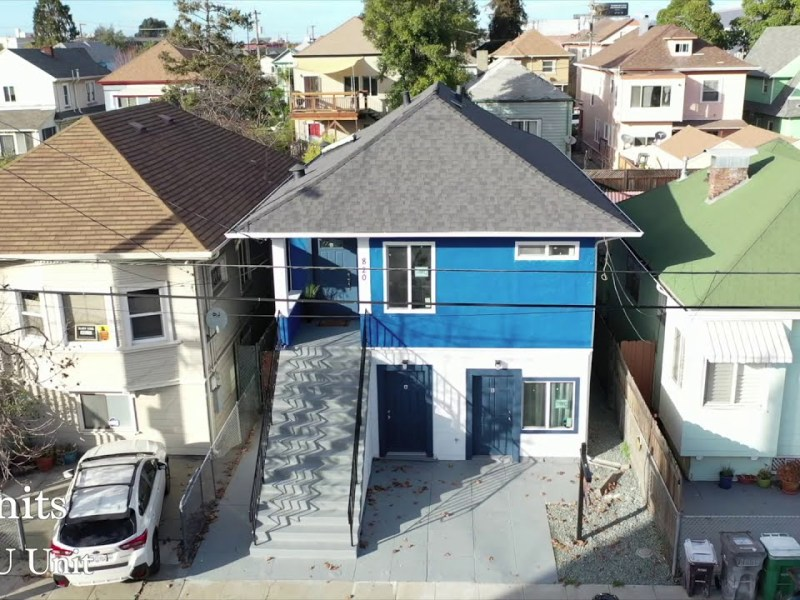 820 Athens Ave Oakland, CA 94607