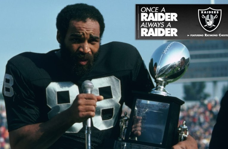 Ray Chester Oakland Raiders, LA, Las Vegas Raiders Legend Talks NFL 2020 Season Recap
