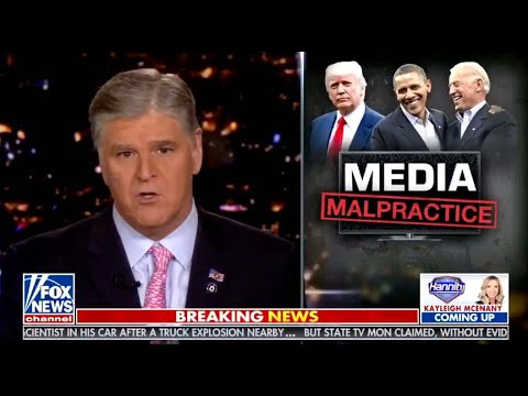 Sean Hannity Says He Doesn't Vet The Information He Gives Out On His Show – Seriously, He Said That