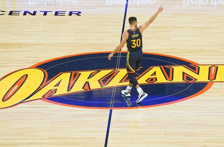 """After Leaving Oakland For SF, Warriors Now Say """"Oakland Forever There's Nowhere Like It In The World!"""""""