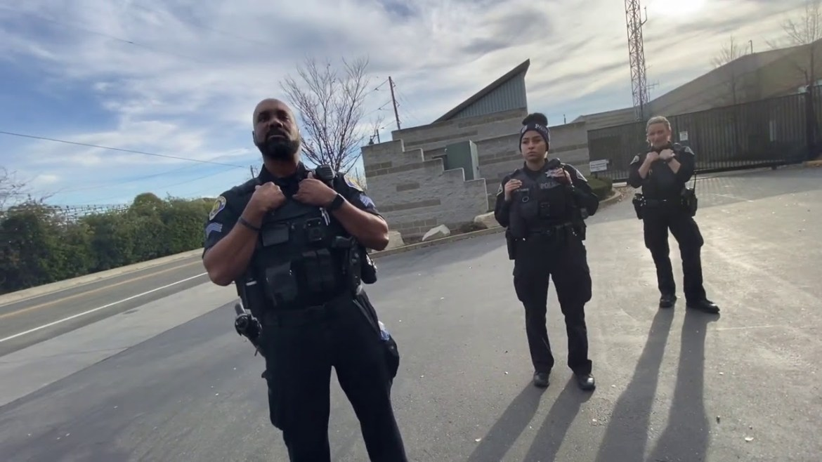 Bay Area Transparency Catches Rocklin Police In A Defensive Pose In 1st Amendment Audit Fail