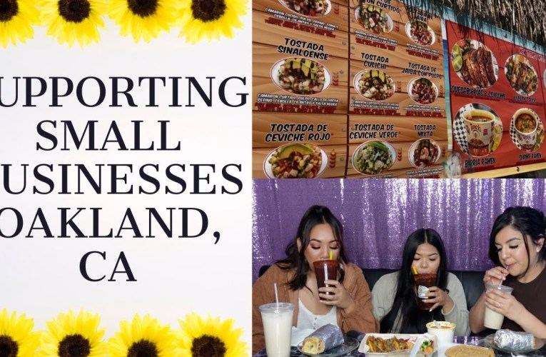 Glowing & Growing On YouTube Supporting Small Business In Oakland, CA
