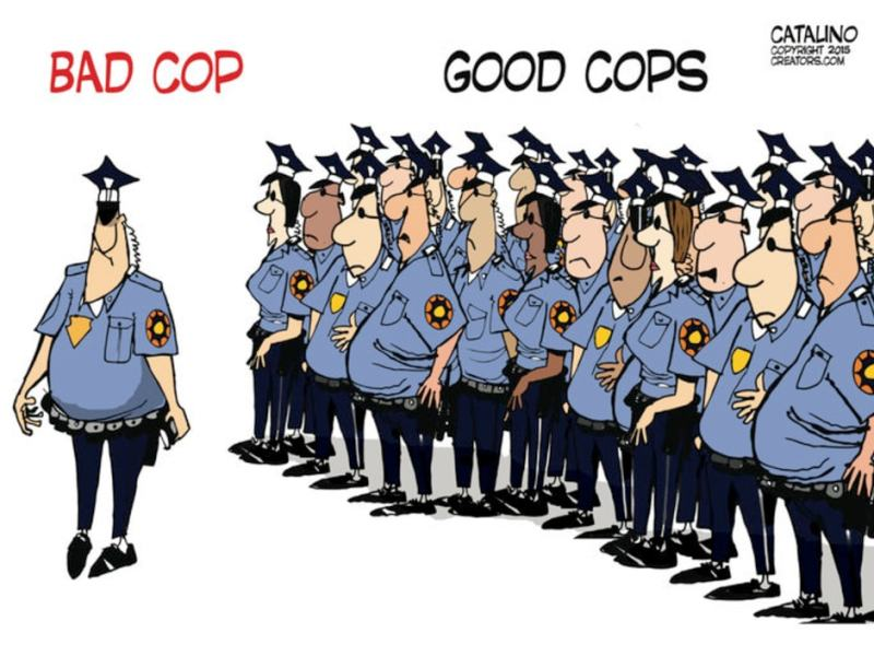 """From """"DeFund The Police"""" To """"Ban Bad Cops"""" As A Policy Focus In Oakland And America"""