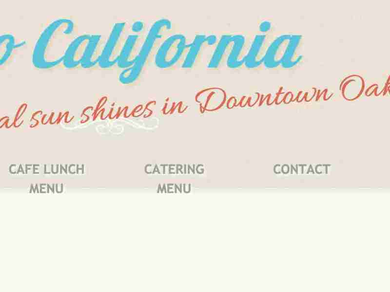 Rio California, Oakland City Center Pioneer Restaurant, Needs Help To Stay Open During Pandemic