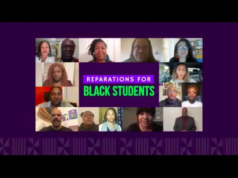 Oakland Student Group Demands OUSD Board Give Black Students Reparations
