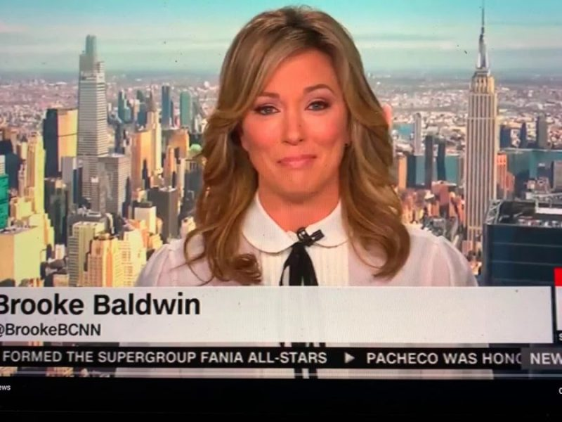 Brooke Baldwin Leaving? Brooke Baldwin Leaving CNN In April In Shocking News, No Job Lined Up Yet