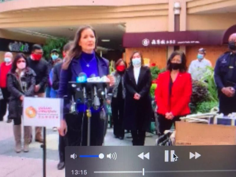 Feud Between Oakland Mayor Schaaf And Council President Bas On Police Spending In Chinatown Is Ugly