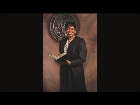 Oakland PD First Black Female Police Officer – Judge Sandra Brown-Armstrong