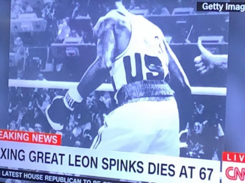 Leon Sphinx, Who Upset Muhammad Ali, Died At 67 Years Old Due To Prostate Cancer