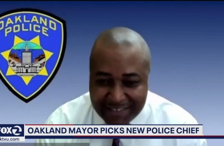 LeRonne Armstrong: Oakland Mayor Libby Schaaf Picks New Police Chief
