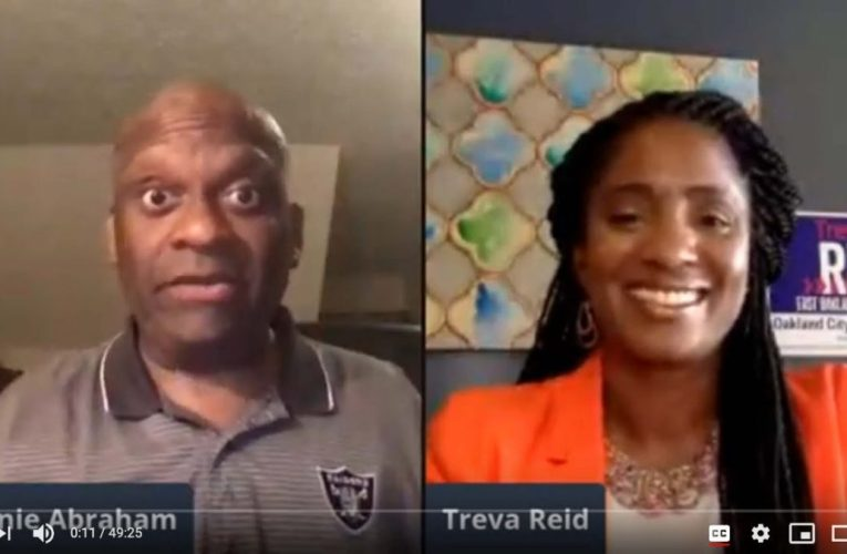 The Honorable Treva Reid: Oakland City Council District 7 Councilmember Interview