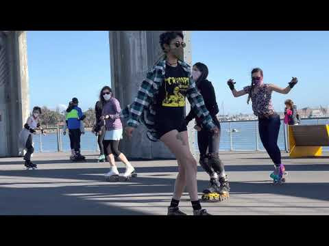 Brooklyn Basin – Township Commons – Oakland Skate – 3-6-2021