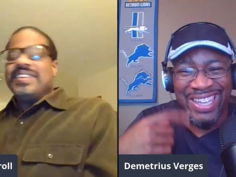 Detroit Lions 2021 NFL Draft Mock Draft – Black And White Lions With Demetrius Verges & Bill Carroll