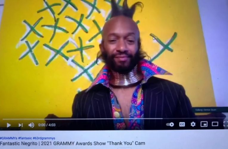 Fantastic Negrito Wins Grammy But BTS Fans Stupidly Put Down Oakland Blues Musician – BTS Is K-Pop