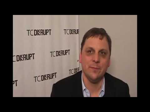 Michael Arrington Interview At TechCrunch Disrupt New York 2010, Says Zennie Abraham Disrupted Event