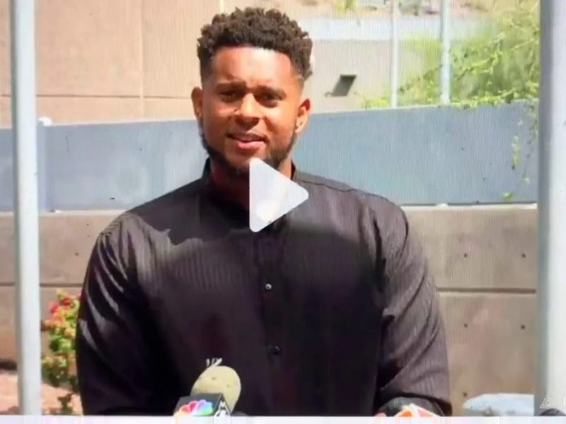 New England Patriots Justin Herron Credited With Stopping Sexual Assault In Tempe Arizona