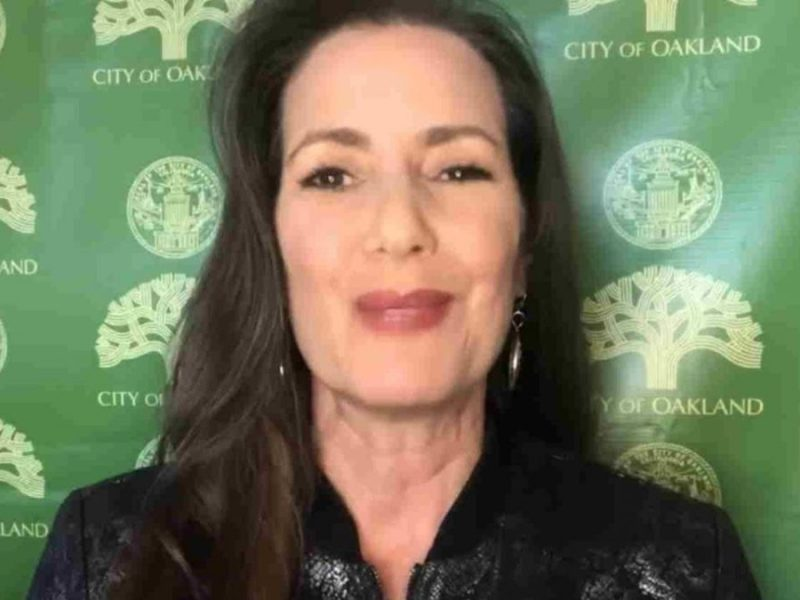Oakland Mayor Libby Schaaf Press Conference On Guaranteed Income Program 10 AM Tuesday March 22 2021