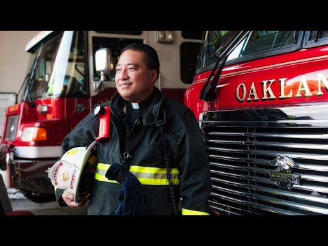 Oakland Police Chaplan Father Jayson Landeza On The State Of Oakland From A Spritual Perspective