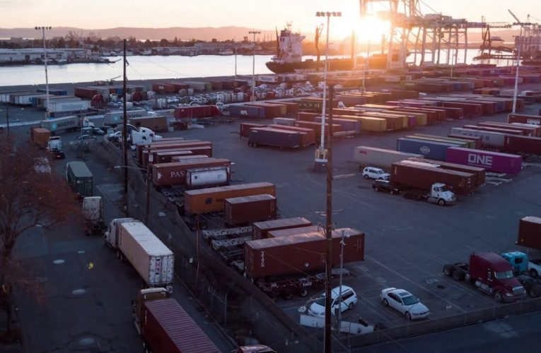 Port of Oakland Feature: Howard Terminal By East Oakland Stadium Alliance