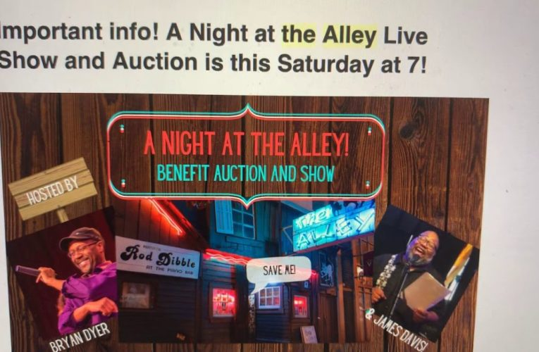 "The Alley Cat Fundraiser ""A Night At The Alley"" Raises $13,000 To Help Keep The Famed Piano Bar Open"