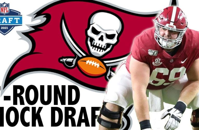 Scott and Jon Analyze NEW Bucs 7-Round 2021 NFL Mock Draft