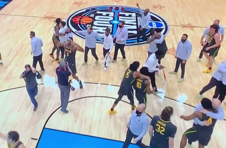Baylor Upsets Favored Gonzaga In NCAA Tournament Final 86 To 70