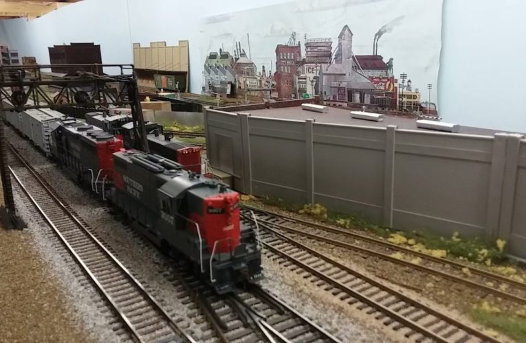 HO Scale SP local Oakland to Warm Springs Pt. 2 of 3