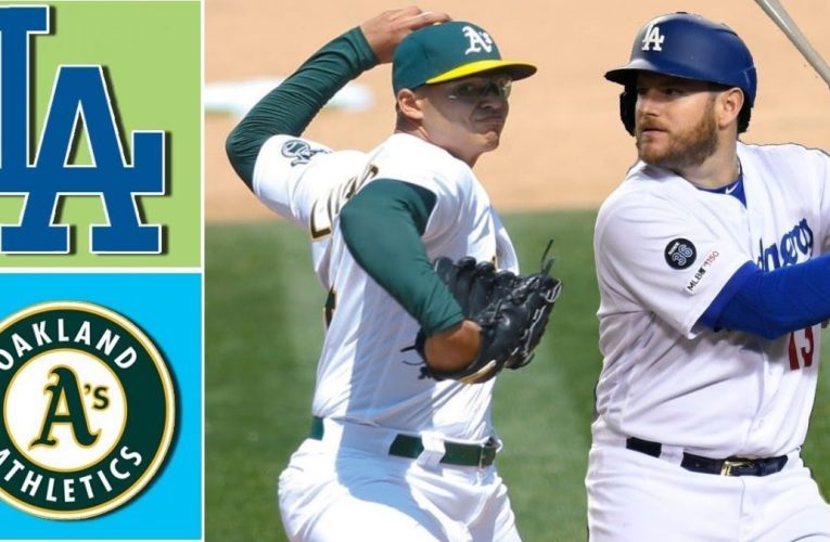 Los Angeles Dodgers vs Oakland Athletics Highlights April 7, 2021 – MLB Highlights | MLB Season 2021